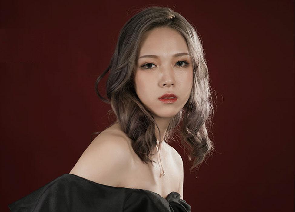【金沙流年】波浪捲髮/大地金妝容