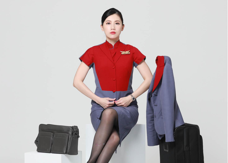 華航空姐制服紀念造型