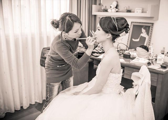 【新秘紀錄】經典新娘造型/新娘秘書/整體造型/婚禮企劃