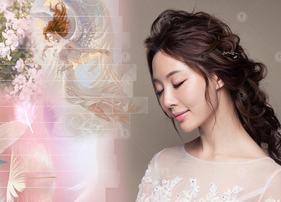 新秘作品-新娘最愛!韓系優雅女神造型懶人包