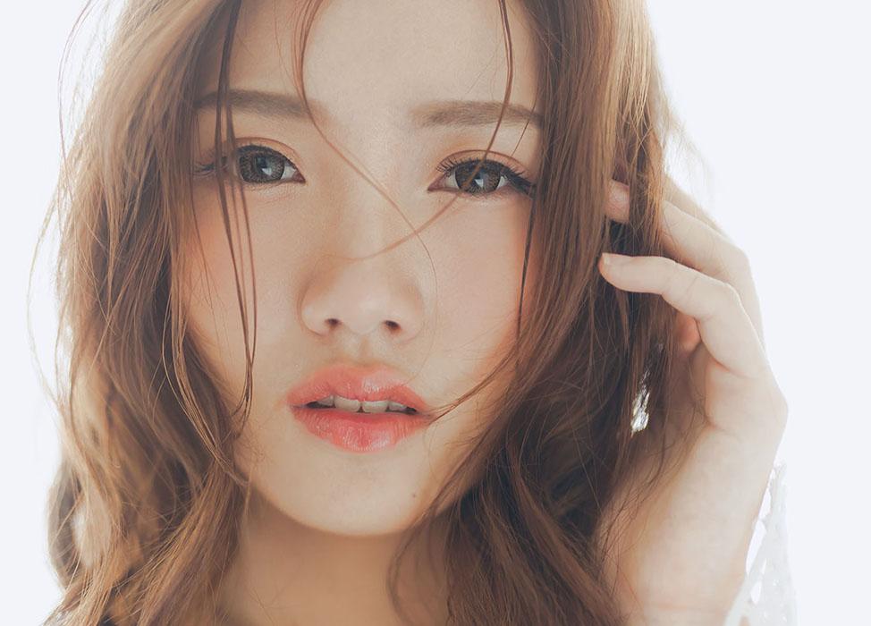 新秘作品-【日安誓言】自然高雅/極簡髮型