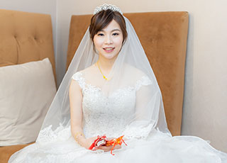 【韓風氣質風】古典美女/圓眼睫毛三段調整/韓風氣質髮型/新娘秘