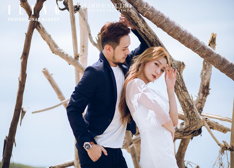 【天空華爾滋】自然輕婚紗