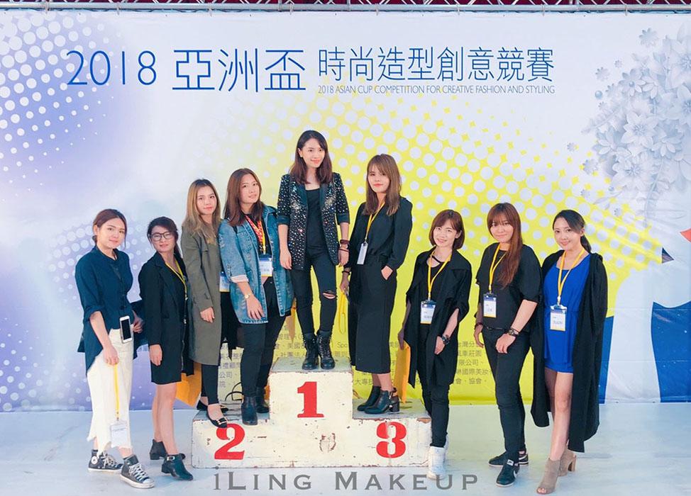 亞洲盃時尚造型競賽評審團隊