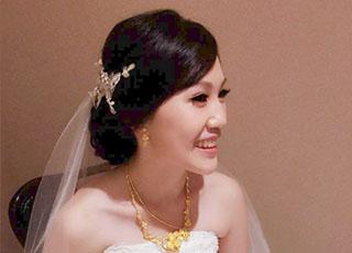 【終於結完婚了~巧手新秘iling】新秘推薦/新娘秘書推薦