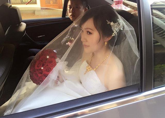 【新娘維真感謝文】新秘推薦/新娘秘書推薦