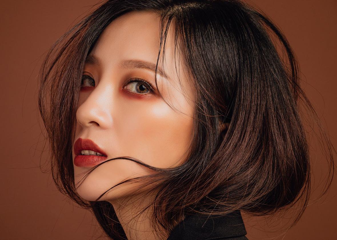 【歌德派對】經典吸血鬼妝容/秋冬酒紅色系妝容