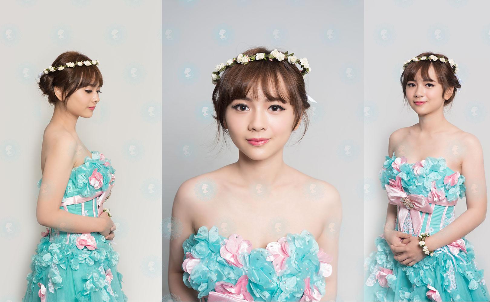 新娘造型iling新娘秘書07