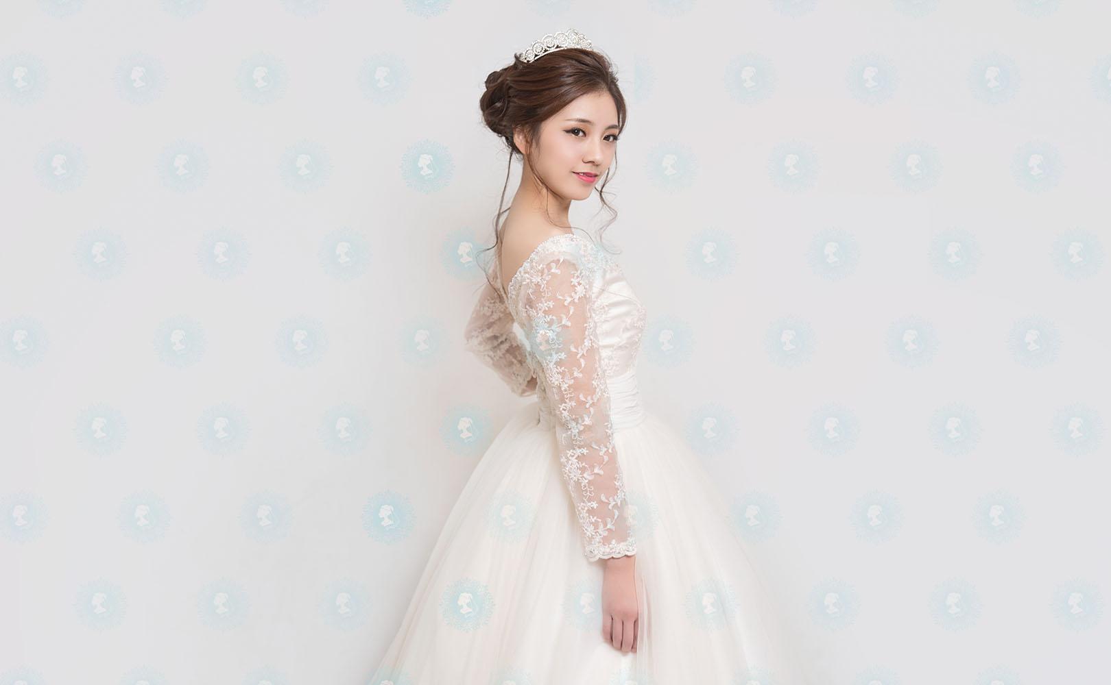 iling形象彩妝造型-新娘秘書作品1