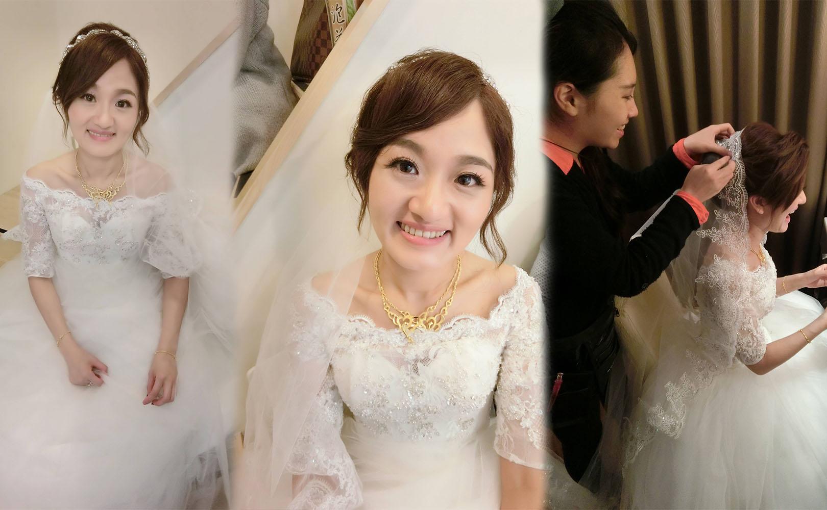 新娘秘書 實際服務照片2