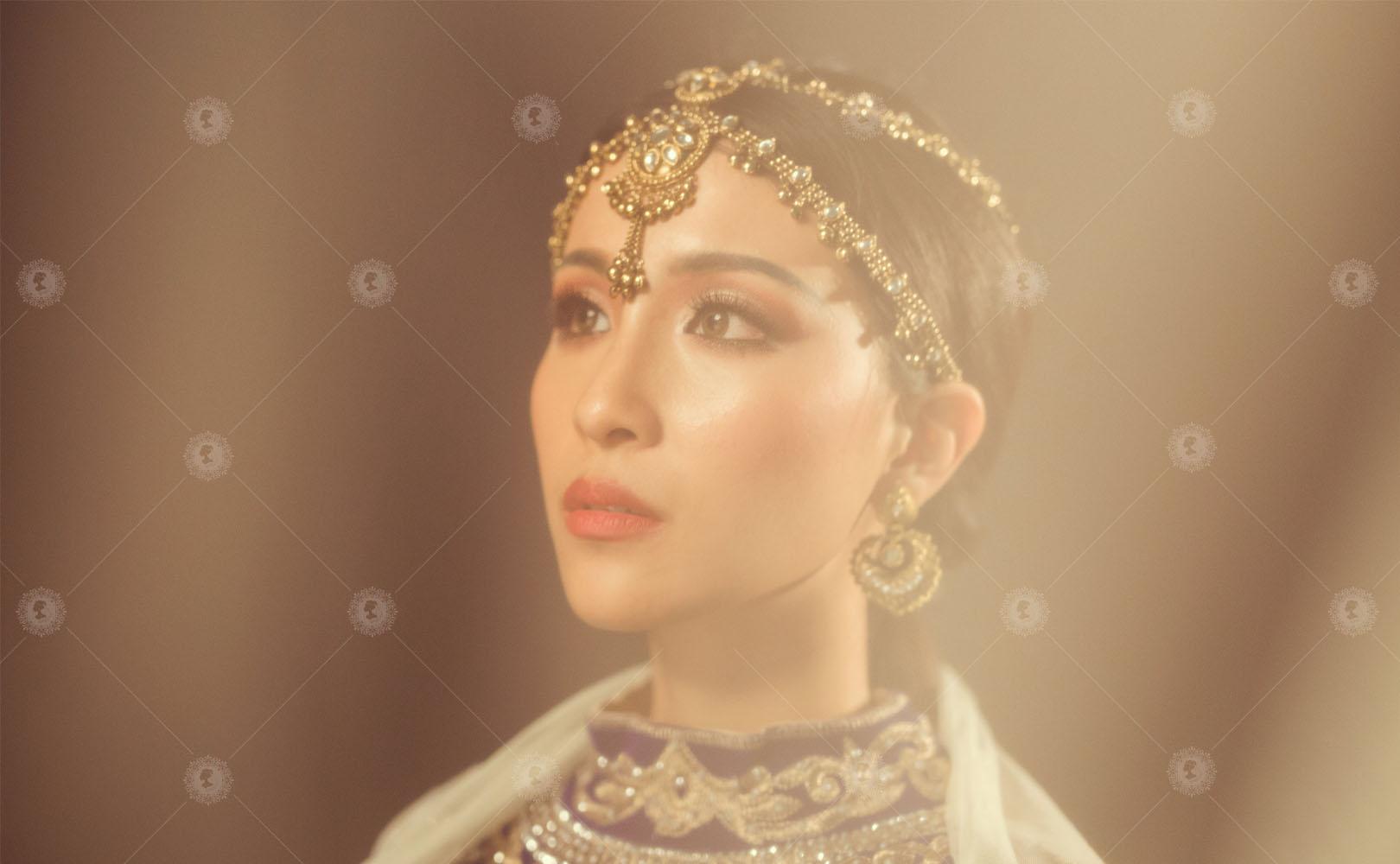 【印度旁遮比-揭開印度面紗】刺繡傳統流行感/硃砂馬達巴蒂作品9